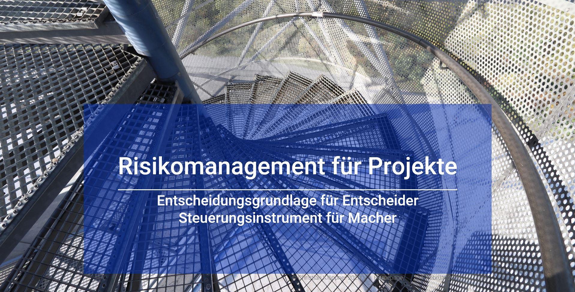 Risikomanagement für Projekte