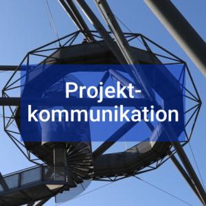 Button Projektverstärkung Projekt-Kommunikation