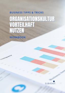 Cover Workbook Organisationskultur vorteilhaft nutzen