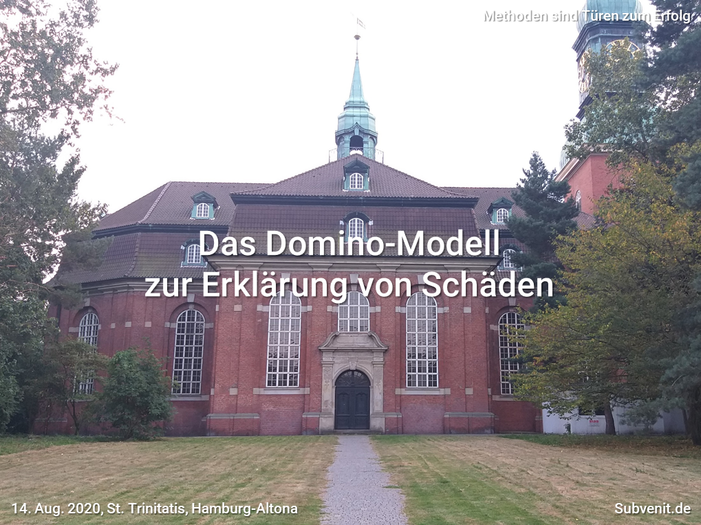 Methode 13 Das Domino-Modell 4zu3