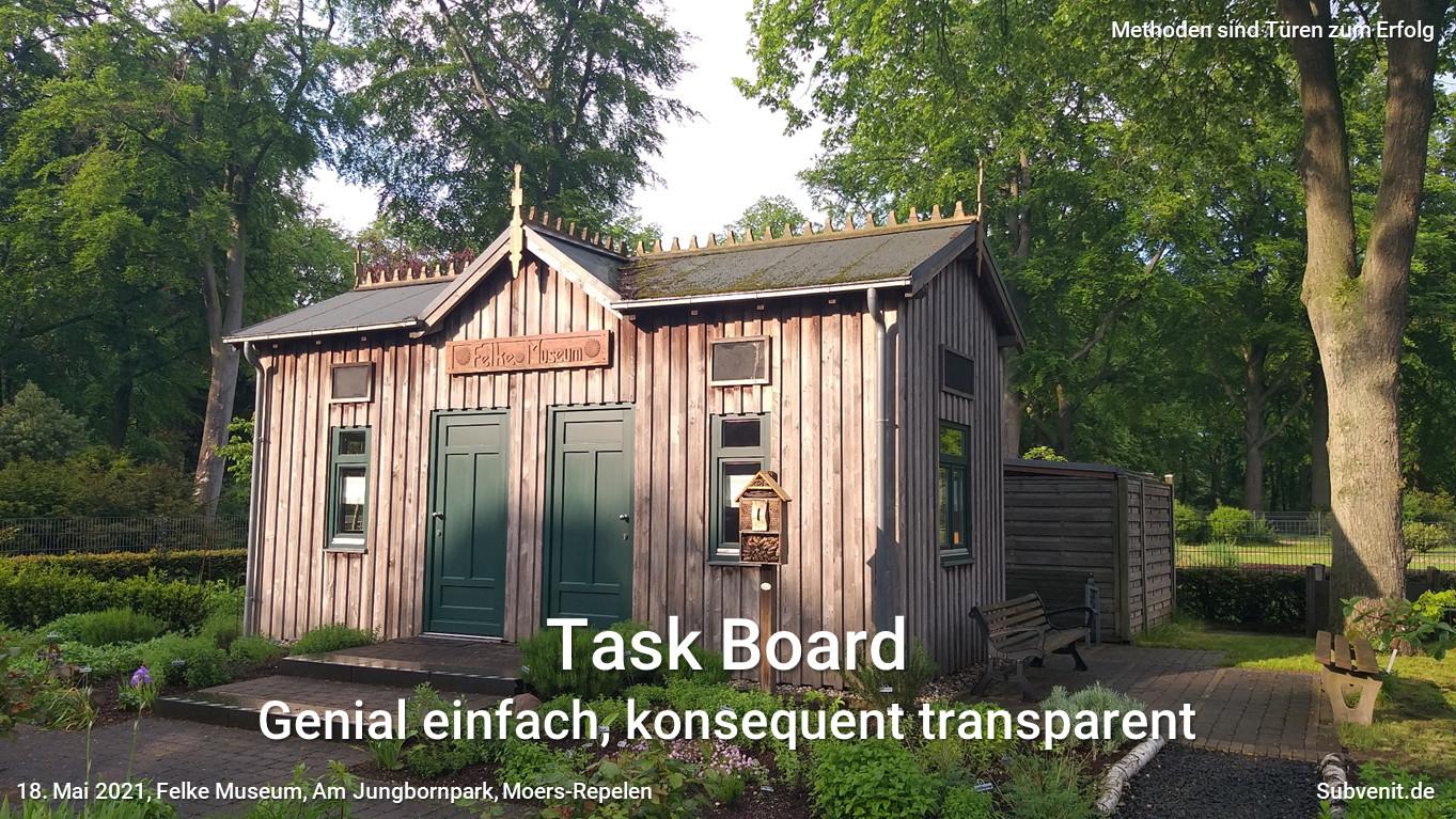 Methode 23 Task Board