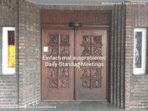 Wege 12 Daily-Standup-Meeting