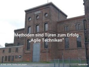 Methode 6 Zeche Carl Essen